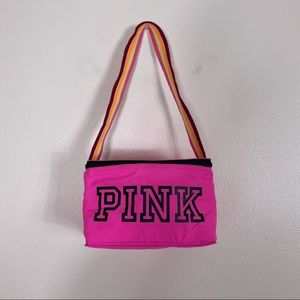 Victoria's Secret Pink Pink Cooler/ Lunch Box